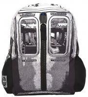 Backpack Subway Doors