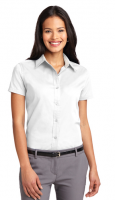 Short Sleeve Shirt for WOMEN (White)