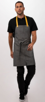 Apron Seatle BIB (Color BLACK)
