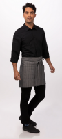 Apron HALF SEATLE (Color BLACK)